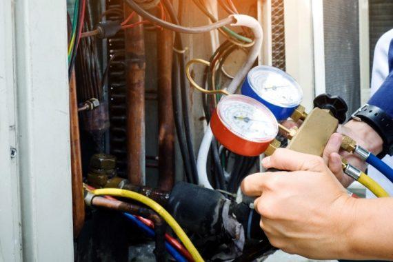 Electric Furnace Repair