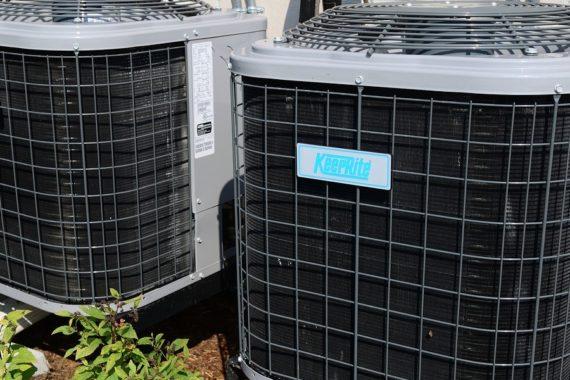 entretien du système HVAC