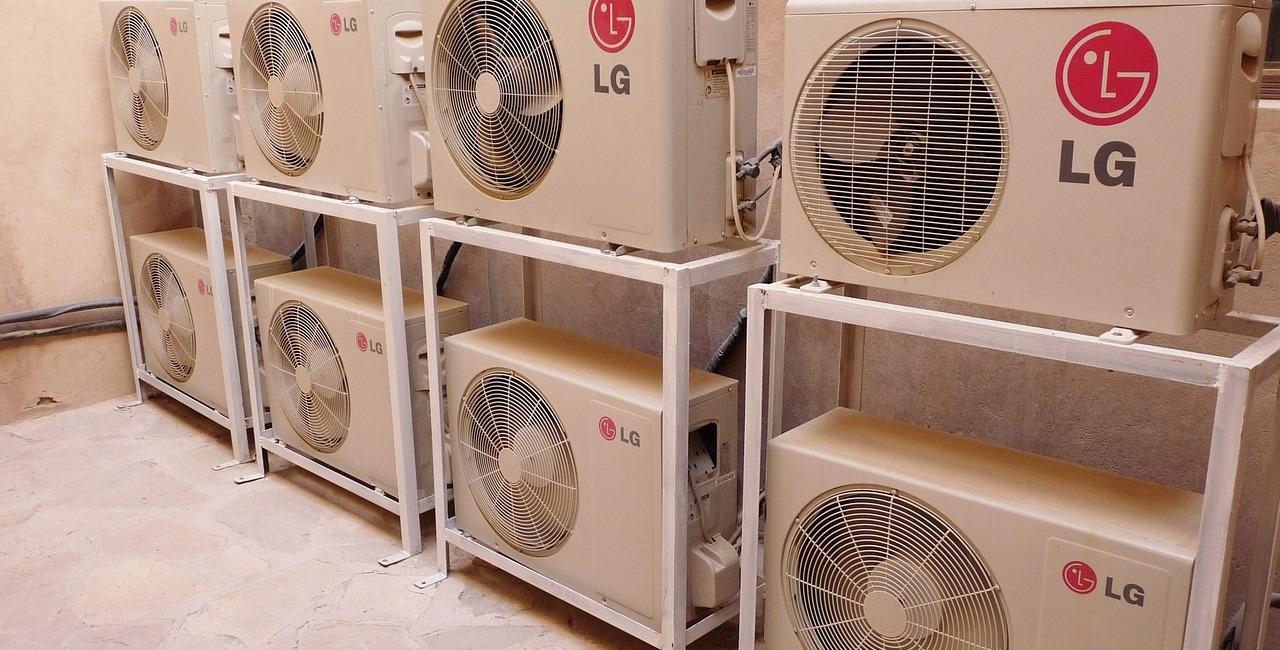 Pièces pour réparation air climatisé