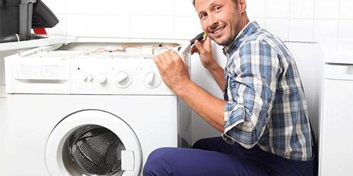 Réparation de laveuse