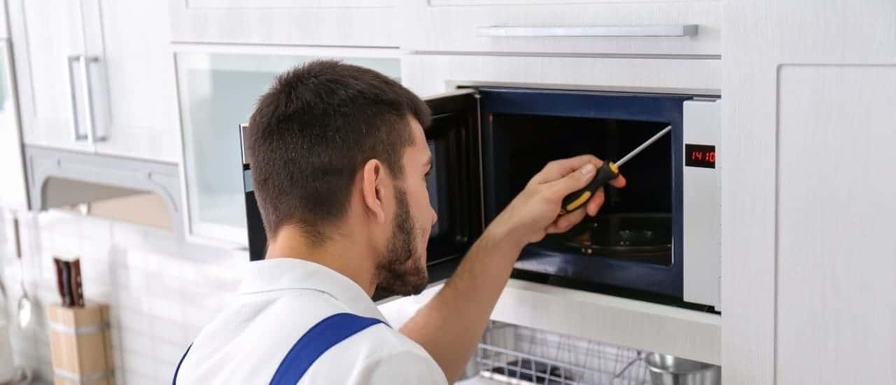 Réparation des électroménagers: durée de vie et durabilité de l'appareil.